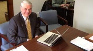 Live Chat with Sen. Jeb Bradley