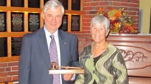 Senator Bradley is New Futures' Legislator of the Year